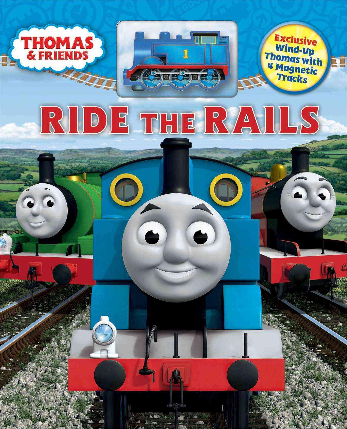 Here Comes Thomas!