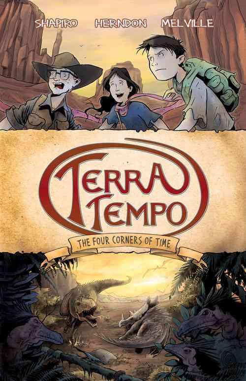 Terra Tempo By Shapiro, David/ Herndon, Christopher (ILT)/ Melville, Erica (ILT)